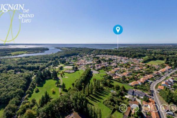 [360°] Saint-Aignan de Grand Lieu