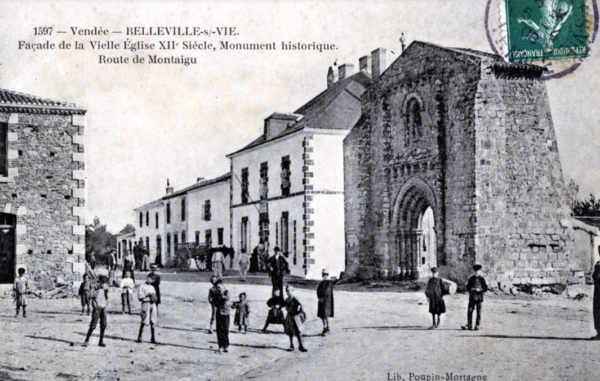 [Parcours] Belleville-sur-Vie