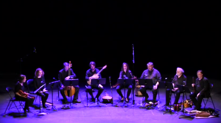 """Concert : """"C'était une frégate, Musique au temps de l'Hermione"""", Sète, 2018"""
