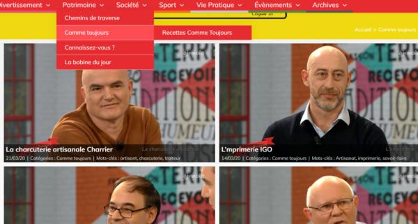 [Médias] TV Vendée : Comme toujours
