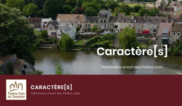 [Plateforme culturelle] Caractère[s] : Patrimoine vivant des Petites cités