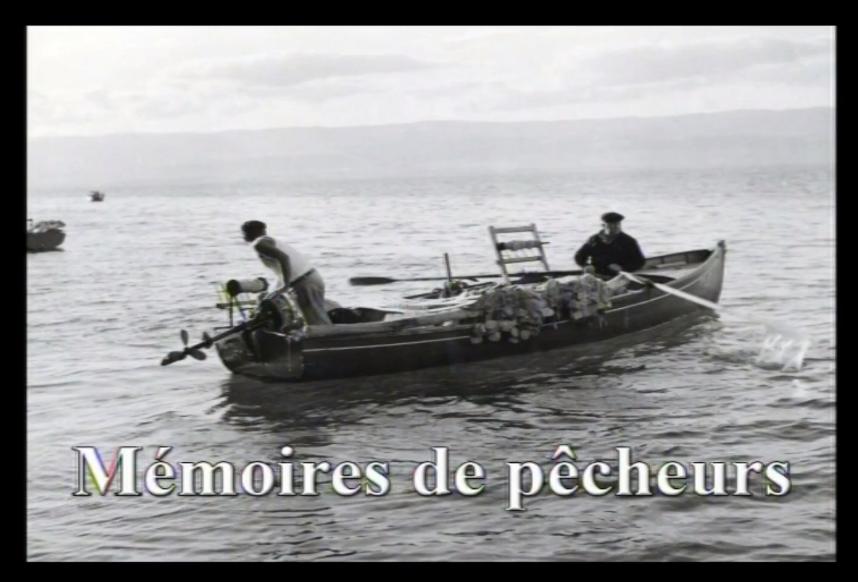 Mémoires de pêcheurs (1/3), Thonon-les-Bains, 2011