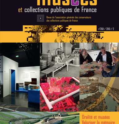 [Médias] Oralité et musées : Valoriser la mémoire orale collective
